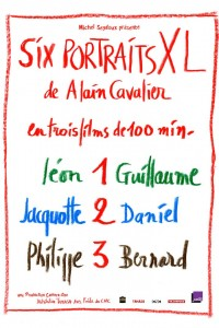 Six portraits XL : 1 Léon et Guillaume (2018)
